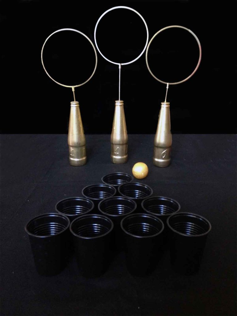 le jeu de quidditch pong buse toi meme com. Black Bedroom Furniture Sets. Home Design Ideas
